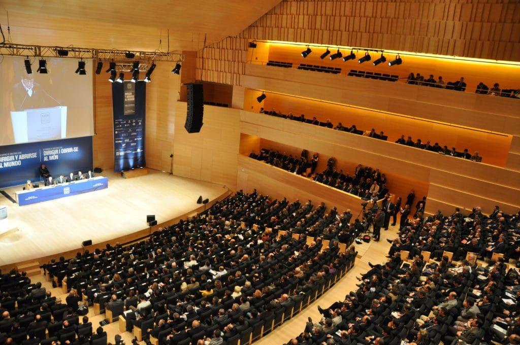 Públic Palau de Congressos de Girona