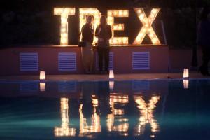TBEX2015 rètol lluminós imatge nocturna