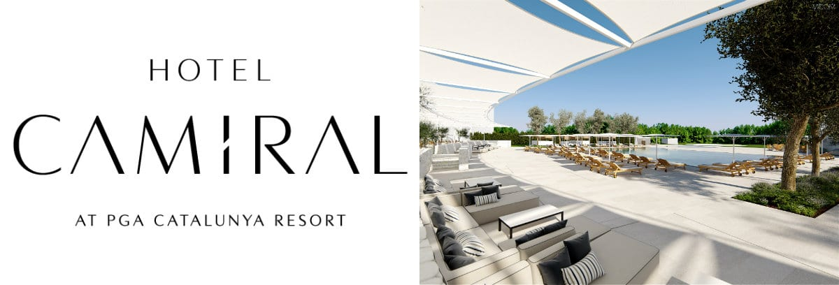 Hotel camiral la nueva propuesta 5 estrellas del pga for Design merrion hotel 4