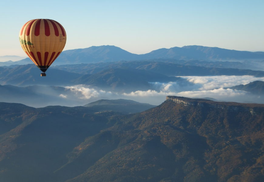A magical incentive experience in the Pyrenees