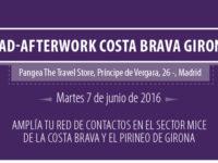 Contacts et expériences MICE de la Costa Brava et des Pyrénées de Gérone en plein cœur de Madrid