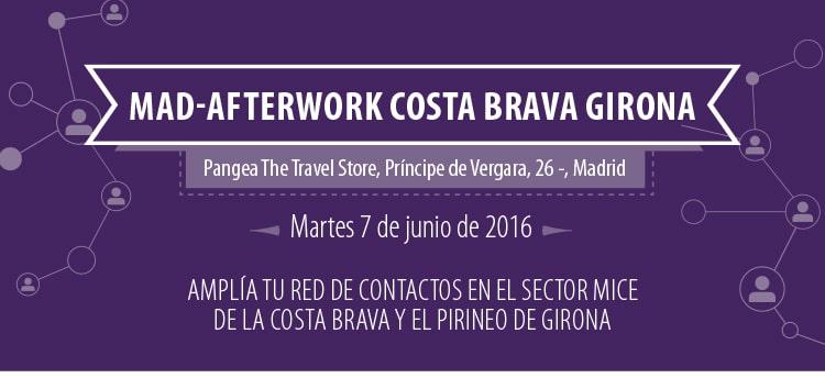 Contactes i experiències MICE #inCostaBrava #inPyrenees al centre de Madrid