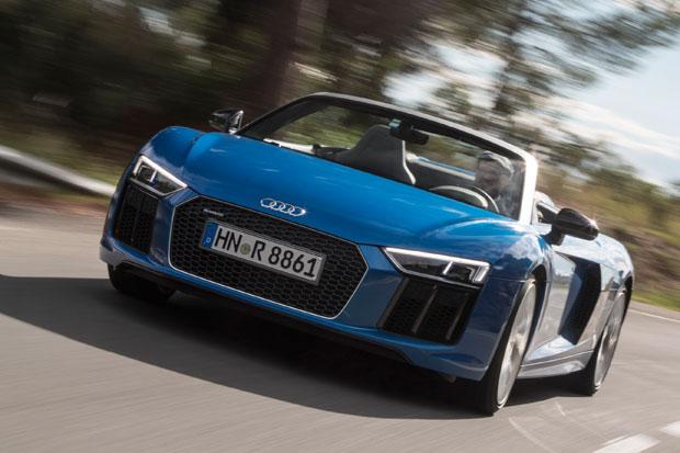 Audi torna a Lloret amb el seu model més esportiu