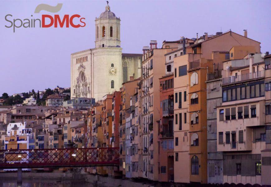 Girona, capital DMC