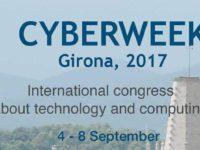 Cyberweek 2017 a Girona