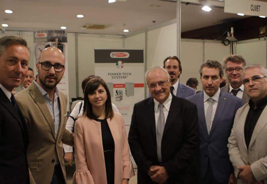 L'empresa líder italiana al sector hidrotermosanitari, Triveneto.com, tria Lloret de Mar per la seva convenció anual