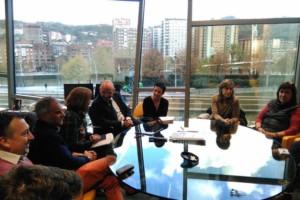 Benchmark País Basc - Reunió Equip Palau Congressos de Bilbao