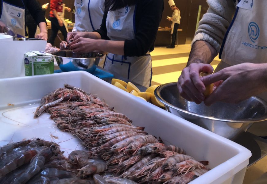 From the keyboard to the burners: MasterChef experience in the Albera