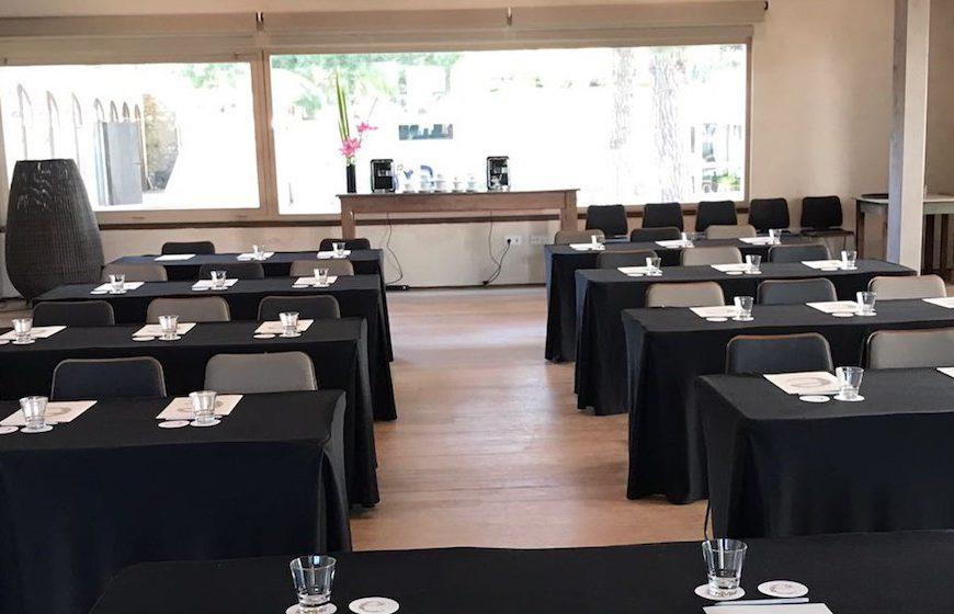 Hostal Spa Empúries, a punt per a les reunions d'empresa