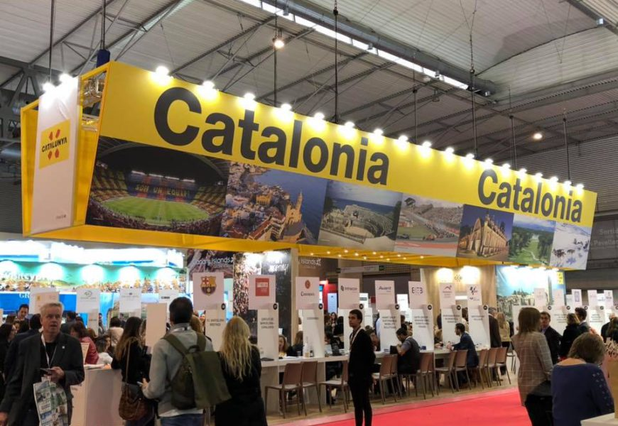 The Costa Brava and Girona Pyrenees promote their range of MICE options at IBTM World