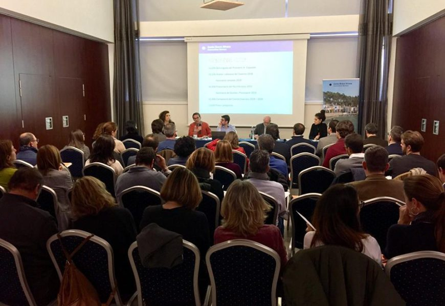 The CBGCB presents its action plan to business tourism enterprises from Girona