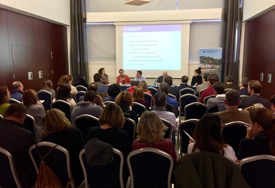El CBGCB presenta su plan de acción a los empresarios de turismo de Girona