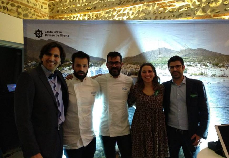 Girona's MICE offering is the star guest at SOP Events' anniversary gala
