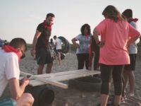 Activitats en grup a la fresca