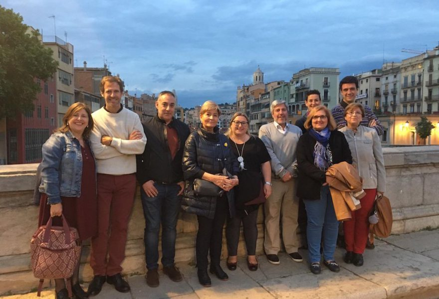 Representatives of Spanish associations value the destination for the organisation of events