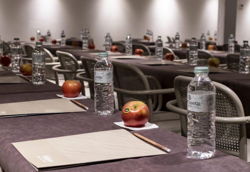 New meeting room at Hotel Spa Terraza