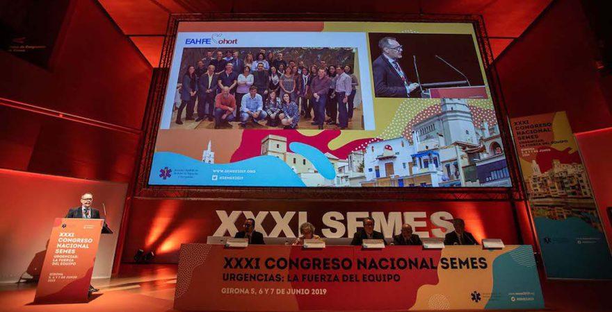 """31er Congreso SEMES: """"La Fuerza del Equipo"""" de urgencias se da cita en Girona"""